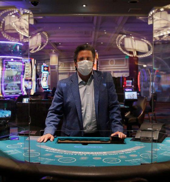 Mitos y leyendas de los casinos de Las Vegas. Foto: Archivo