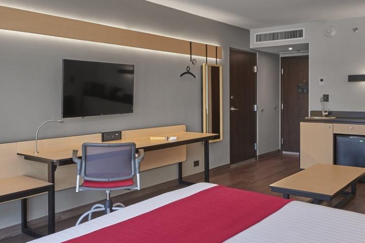 Office Express, el nuevo servicio que ofrece la cadena de hoteles. Foto: Archivo