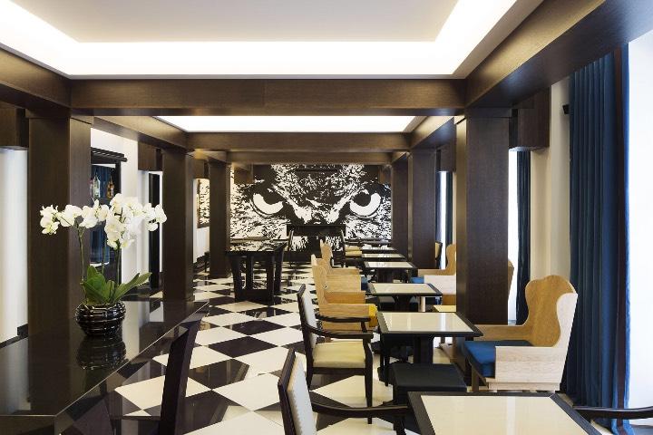 Pasa una noche en el fantástico The Chess Hotel. Foto: Archivo