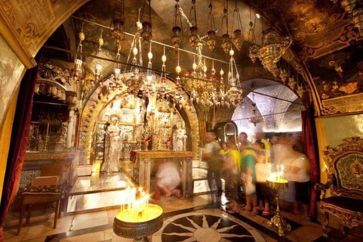 Puedes viajar en Semana Santa a Israel sin salir de casa. Foto: Archivo