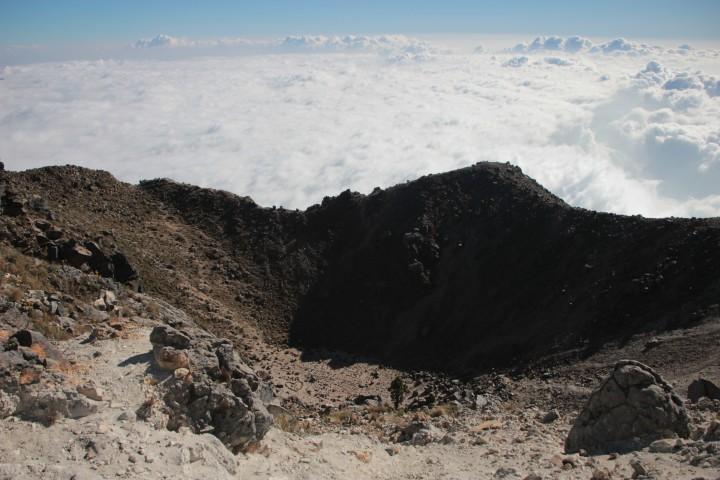 Este volcán ubicado en Chiapas te sorprenderá. Foto: Huellas de un caminar