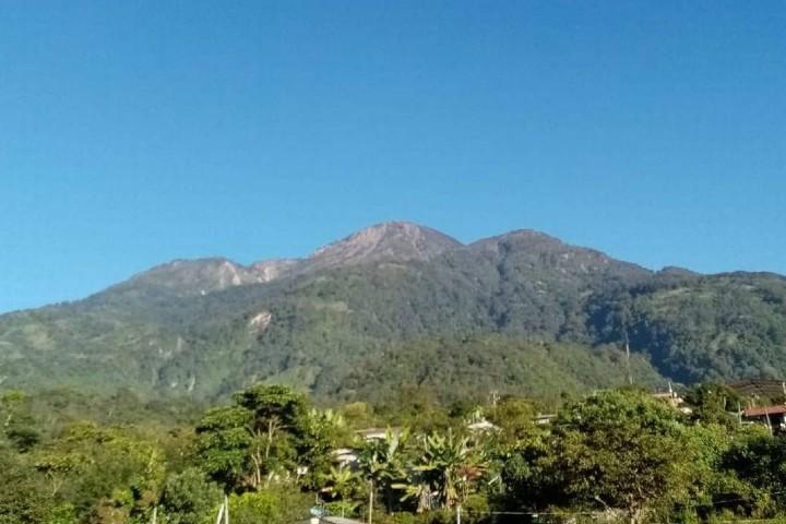 La Reserva de la Biosfera del Volcán Tacaná de Chiapas es preservada por la UNESCO. Foto: Archivo