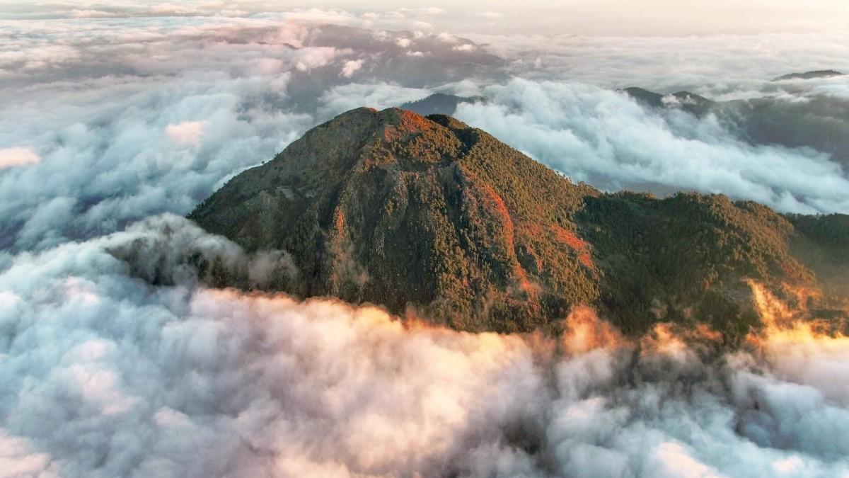 Reserva de la Biosfera del Volcán Tacaná de Chiapas. Foto: Archivo