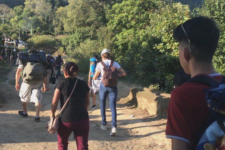 Reserva de la Biósfera Volcán Tacaná. Unete a las excursiones. Foto_espaciochiapas