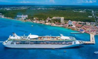 Royal Caribbean International se reactiva en sus cruceros en Cozumel. Foto: Archivo