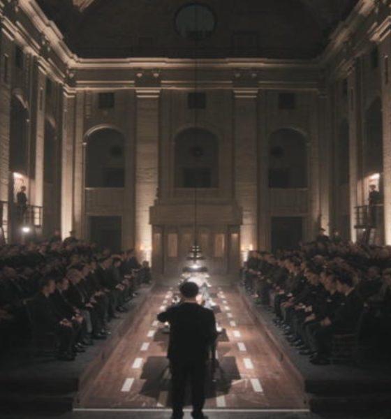 Sala del Oso del antiguo ayuntamiento de Berlín es parte de las locaciones de Gambito de Dama. Foto: Archivo
