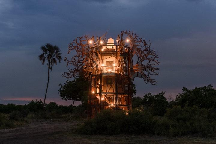 Tienes una opción más para el hospedaje, aquí estarás más cerca de la cruda África. Foto: Archivo