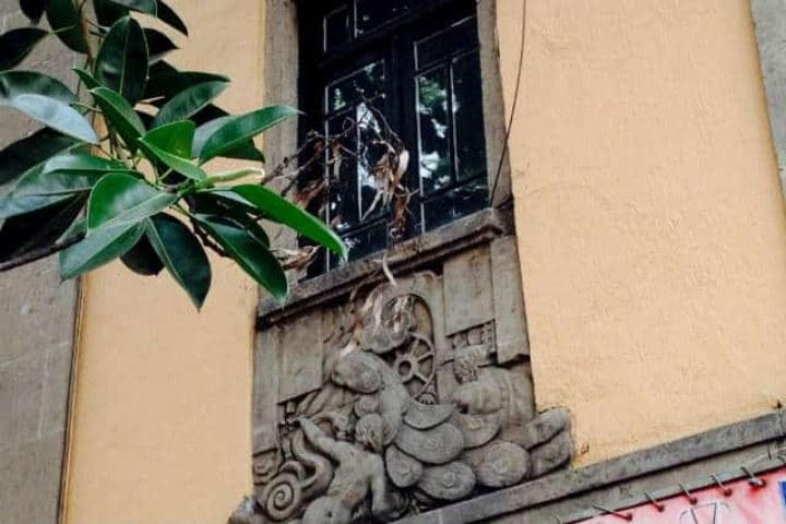 Calle Bucareli en la CDMX