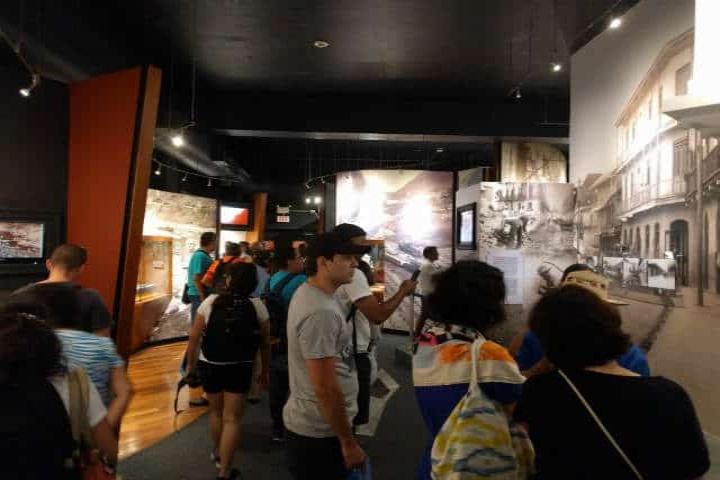 Turismo en el canal de panamá