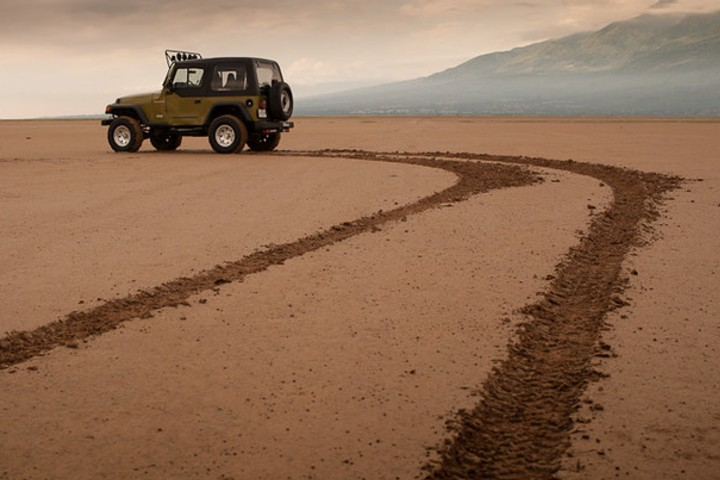Practica Off - Road en Playa Las Brisas y demuestra tu habilidad al volante. Foto: Archivo