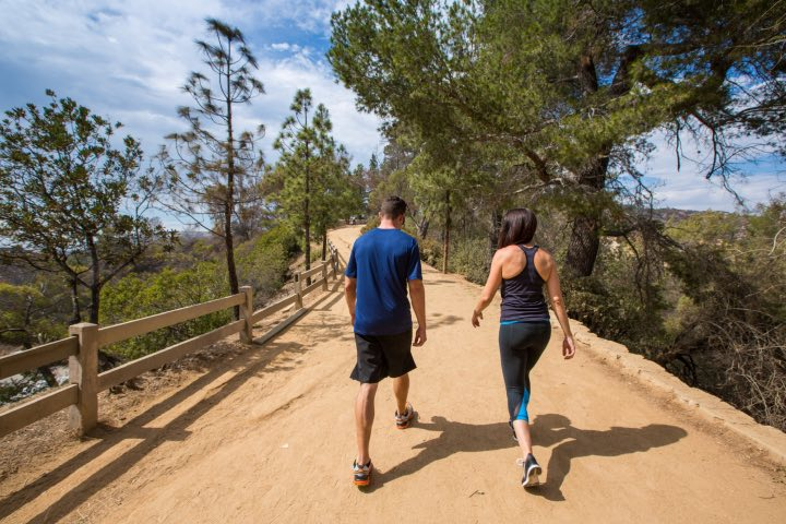 ¿No sabes qué hacer en Los Ángeles? Practica senderismo. Foto: Archivo