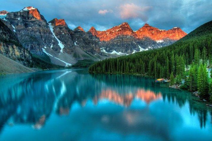 Alberta, Canadá fue locación de una película histórica. Foto: James Wheeler