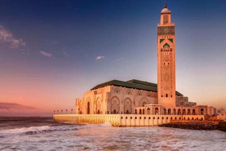 Casablanca, Marruecos. Foto: Historias y Arqueología