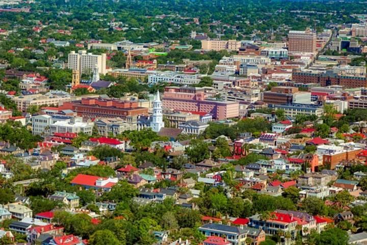 Charleston, Carolina del Sur, EE. UU. Es uno de los destinos de películas románticas que debes visitar. Foto: Archivo