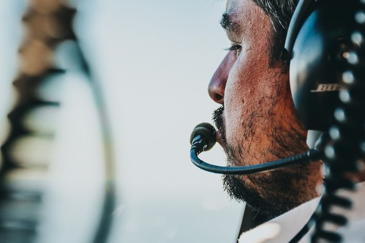 Los vuelos son extremadamente cortos ¡El vuelo más corto duró 47 segundos! Foto: Matheus Bartelli