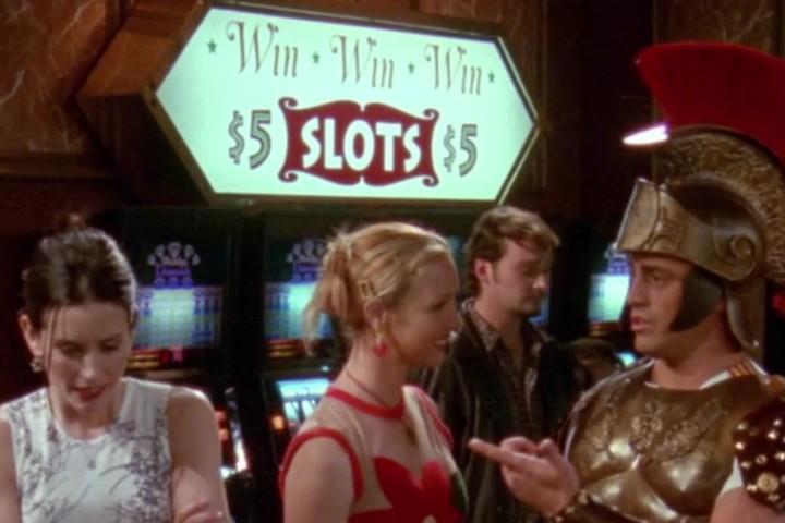 El casino es una de las locaciones de las series de televisión que se ha usado para otros fines. Foto: Product Placement Blog
