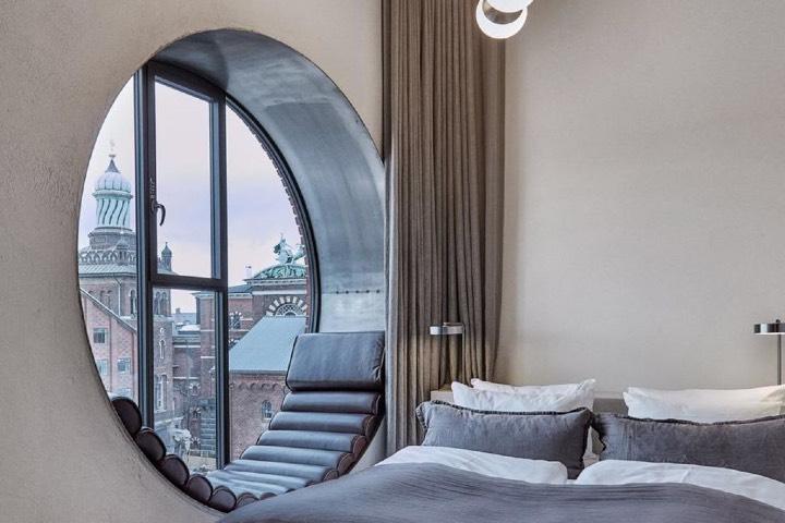 Además de un gran hospedaje, el diseño de las ventanas también es de llamar la atención. Foto: Archivo