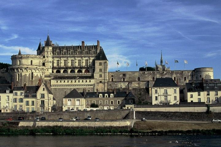 Ambroise la ciudad de Leonardo Da Vinci. Foto: Wikipedia