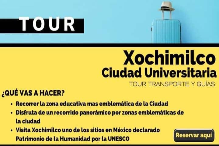 fin de semana en xochimilco