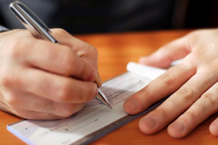 Cheque de viajero. Foto: Cambio de Cheques Personales