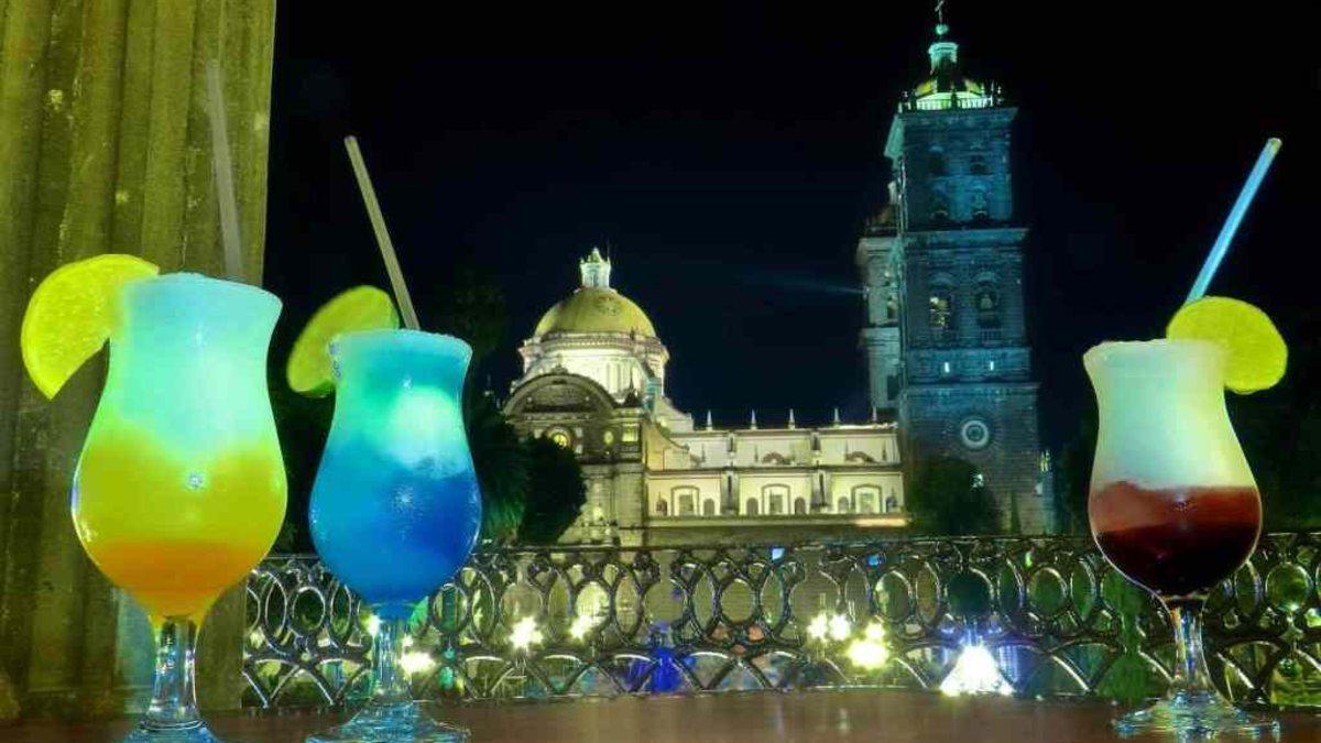 Disfruta Puebla a través de su mixología. Foto: Cubo Informartivo
