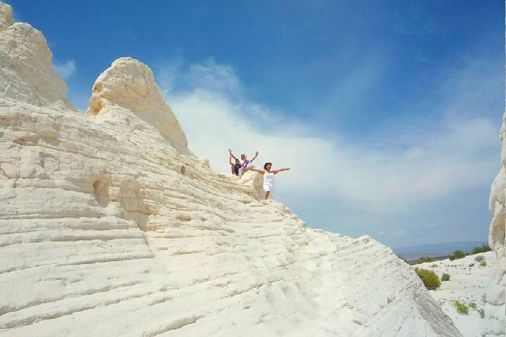 Disfruta este lugar de hace millones de años-Foto-Jet News