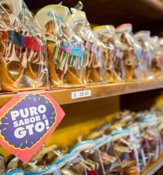Dulces típicos de Guanajuato. Foto: Archivo