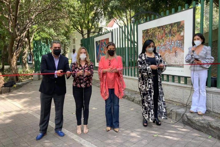 El 31 de marzo de 2021 se llevó a cabo la inauguración de la exposición fotográfica que plasma a Ixtapa Zihuatanejo en la CDMX. Foto: Archivo