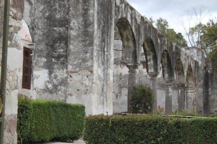 Fuertes de Loreto y Guadalupe. Foto: Archivo