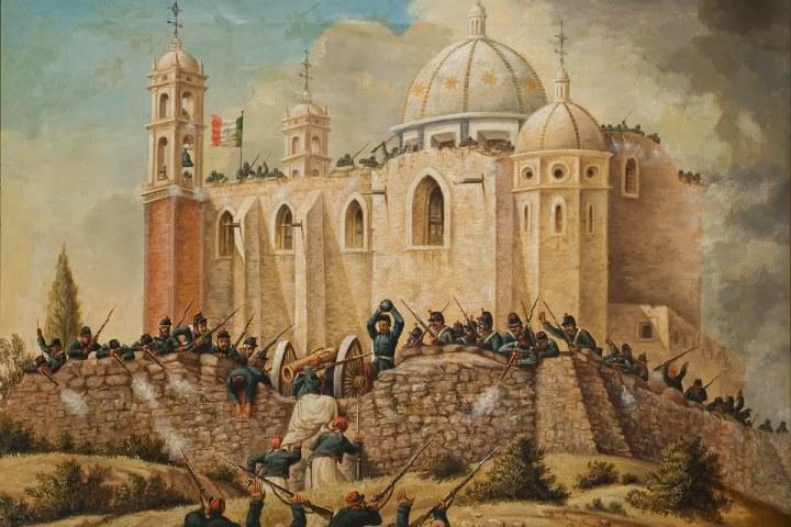 La Batalla de Puebla tuvo su sede aquí. Foto: INAH