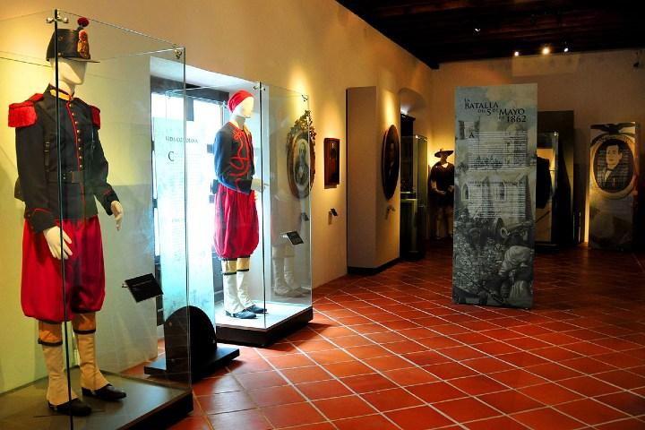 El Museo de Loreto alberga objetos llenos de historia. Foto: INAH