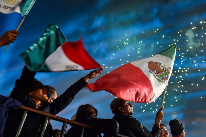 Independencia mexicana en el extranjero. Foto: Tecnológico de Monterrey