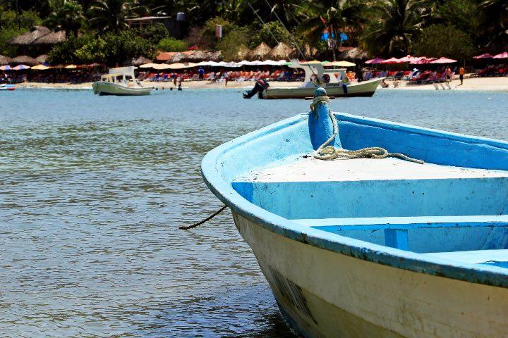 Ixtapa Zihuatanejo es un lugar que tienes que visitar. Foto: Richard Jack