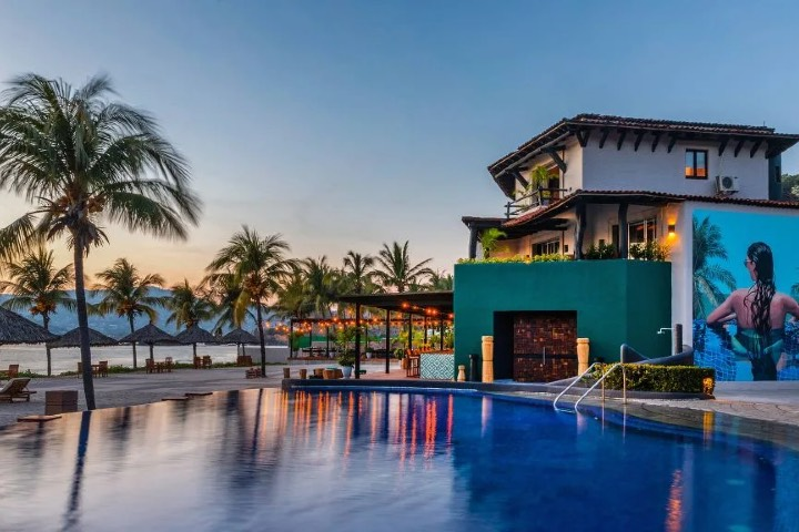 Las instalaciones de los restaurantes de Ixtapa Zihuatanejo te harán disfrutar aún más del lugar. Foto: Archivo