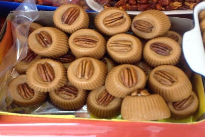 Los jamoncillos son un dulce delicioso. Foto: Archivo