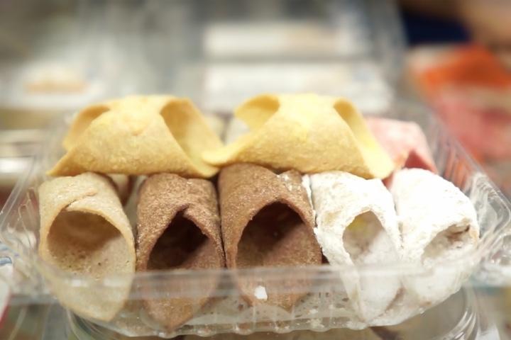 Los tumbagones son parte de los dulces típicos de Guanajuato. Foto: Archivo