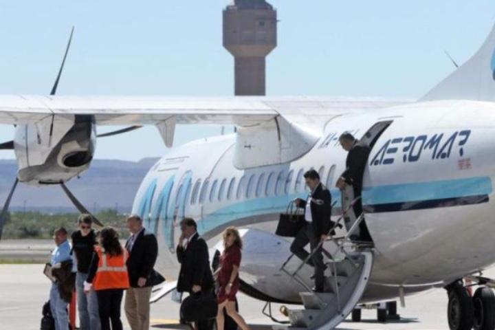 Los usuarios de Aeromar disfrutan de grandes beneficios. Foto: Archivo