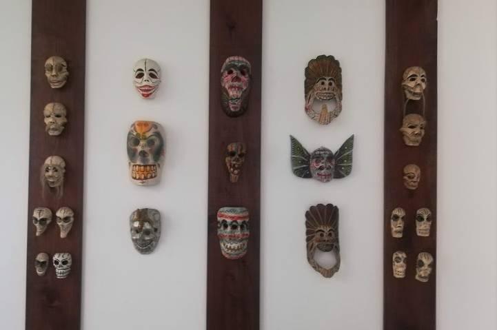 Museo de la Mascara - Foto Luis Juárez J.