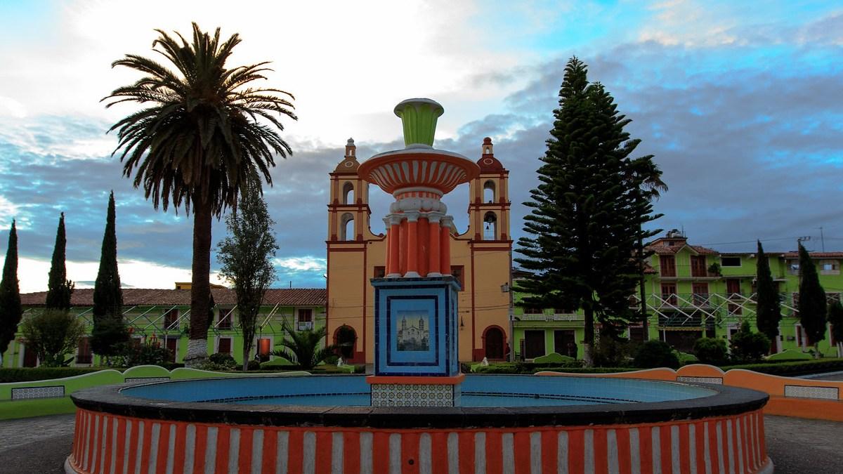 Tlatlauquitepec, Pueblo Mágico de Puebla. Foto: Jaime Flores