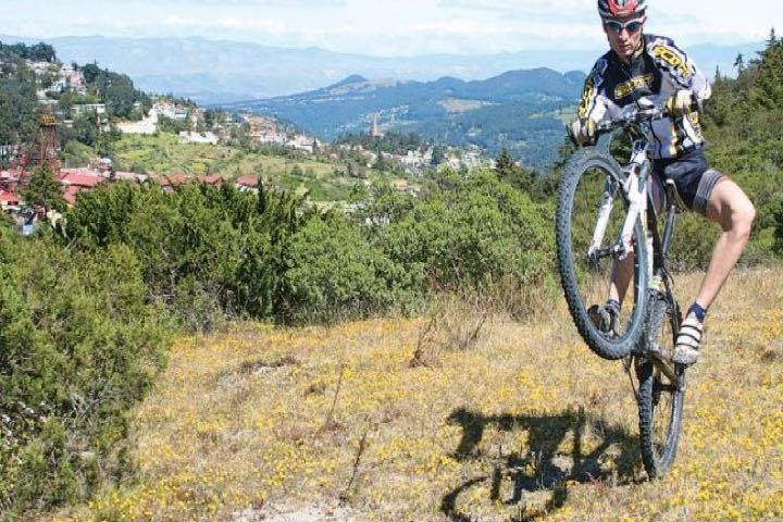 Parque Nacional El Chico. Foto: Bike a Fondo