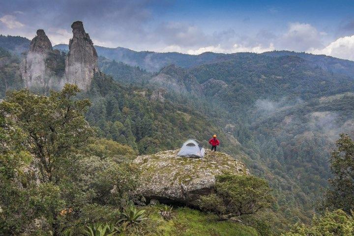 Parque Nacional El Chico. Foto: Matador Network