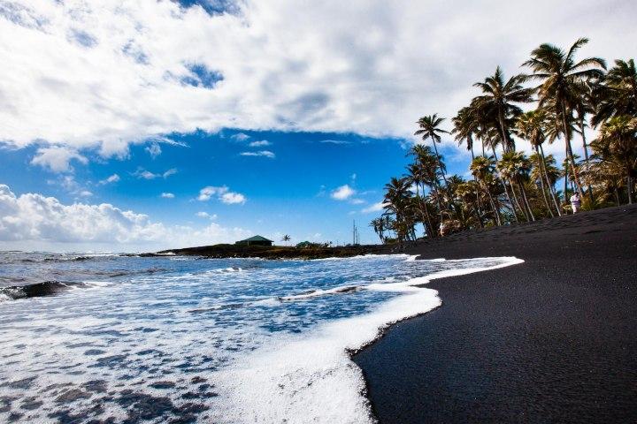 El fenómeno del que es partícipe esta playa te encantará. Foto: Gohavaii