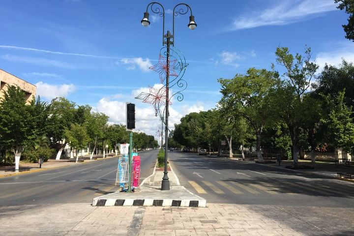 Paseo Montejo. Foto: Enrique Vázquez