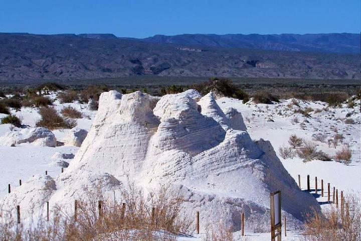 Las dunas forman parte de una Reserva Natural así que es importante preservar el espacio. Foto: Diario de Querétaro