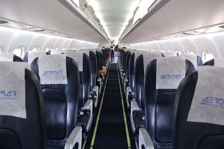 Sé uno de los usuarios que disfruta de los beneficios de Aeromar. Foto: Archivo