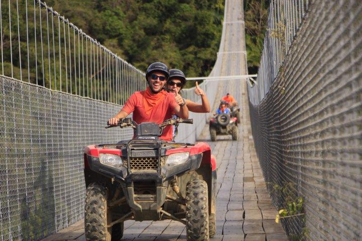 Si no sabes qué hacer en Puerto Vallarta ¡Visita el Jorullo Bridge! Foto: Archivo