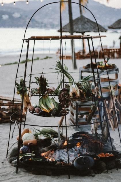 Te encantará la forma en que preparan los alimentos en Ceniza. Foto: Archivo