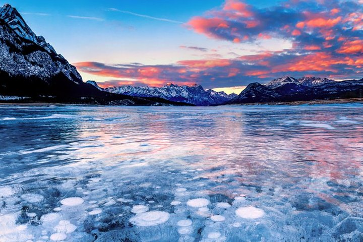 Las vistas del lugar son impresionantes. Foto: National Geographic