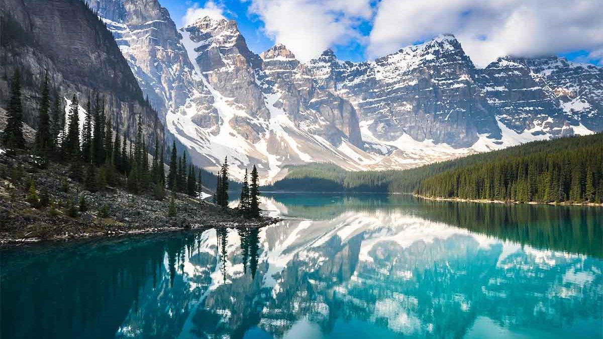 Lago del Oso, Canadá. Foto: Ruta de Escape