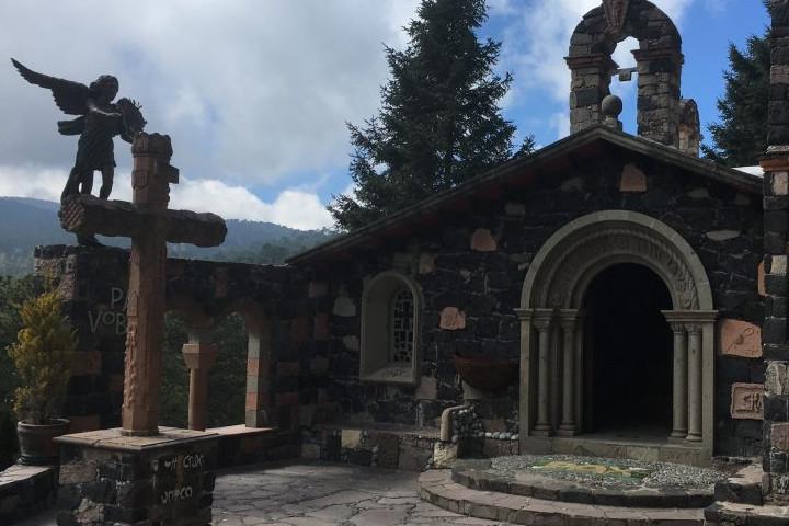 Ermita del silencio en Puebla. Foto: Eat Meet